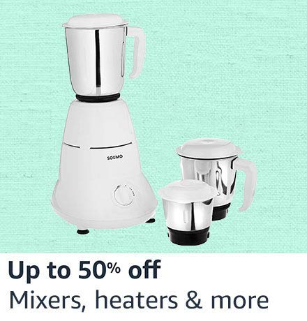 Mixers, heaters & more