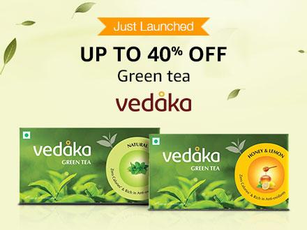 Vedaka green tea