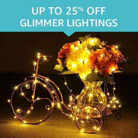 Glimmer lightings