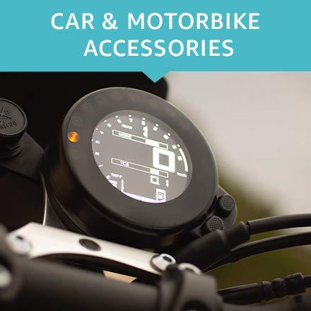 Car & motobike accessories