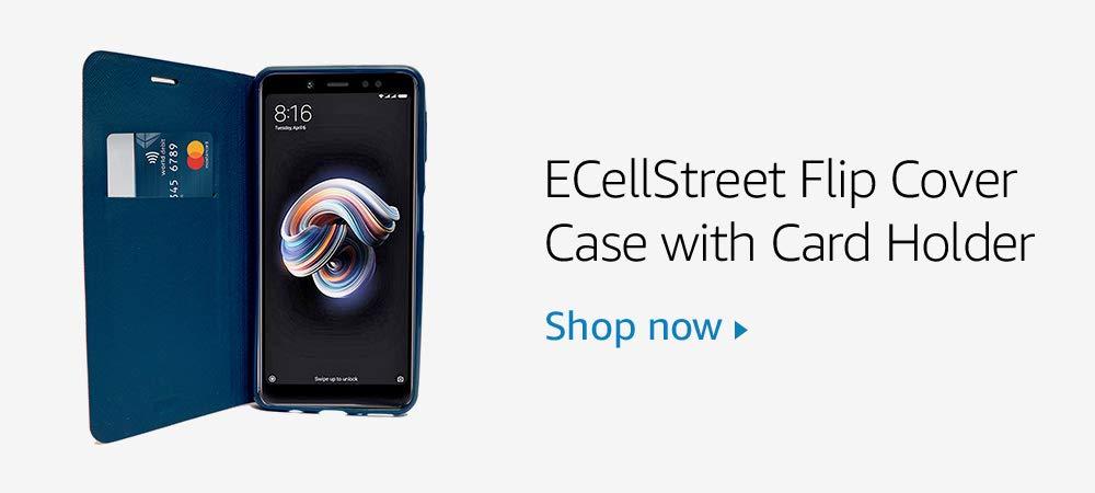 ECellStreet flip cover case