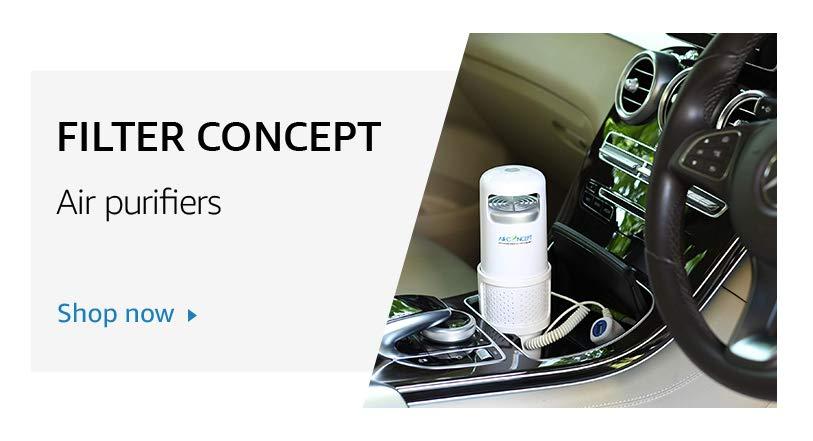 Filter concept