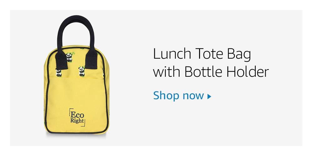 Eco right tote bag