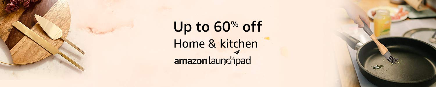Home & kitchen products from Launchpad