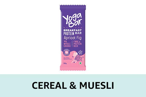 Cereal and muesli