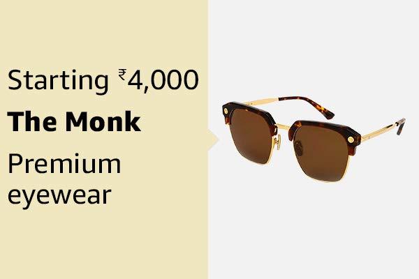 The Monk eye wear