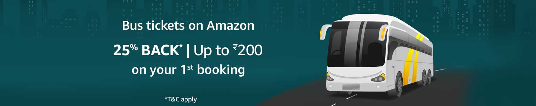 Book bus on Amazon