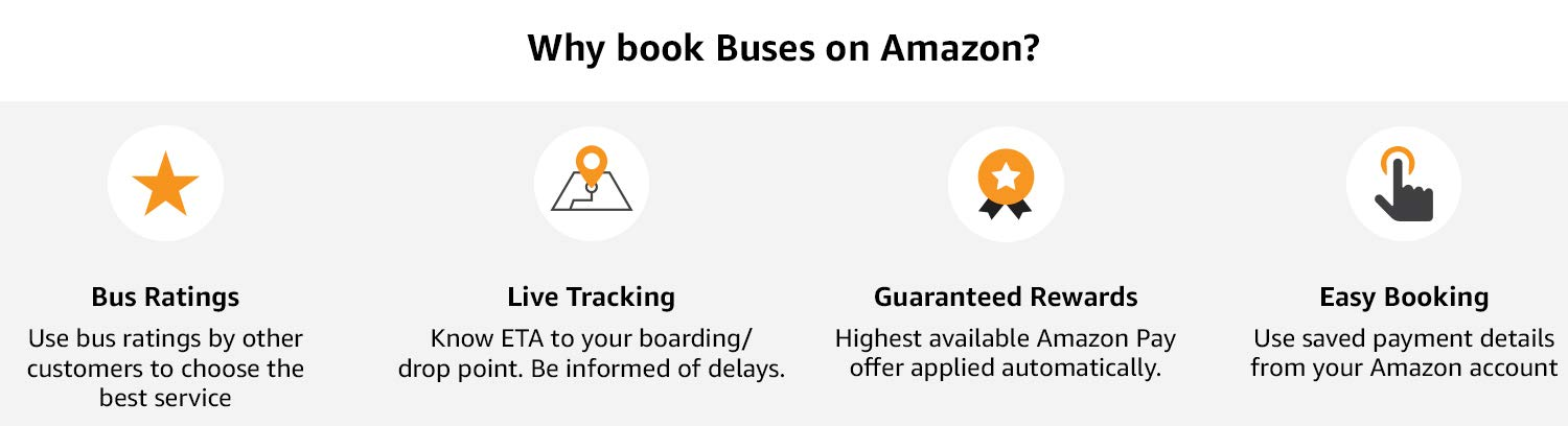 why book bus on Amazon