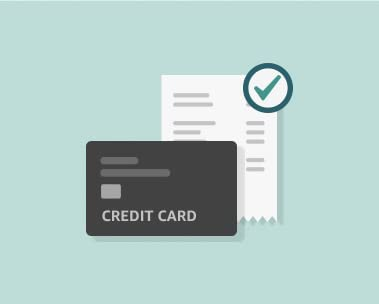 Pay your credit card bill on Amazon