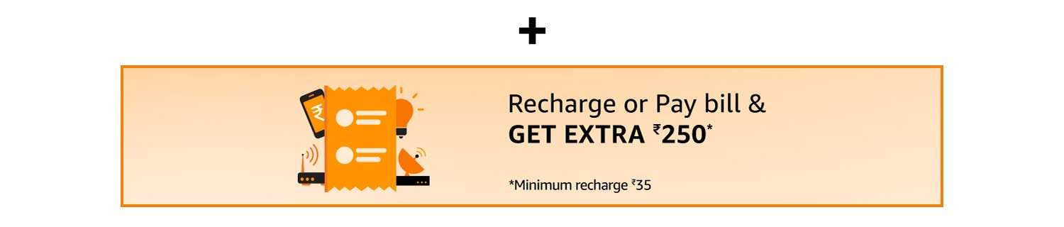 Recharge or Pay Bills