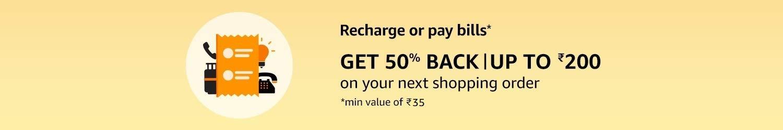Get 50% back
