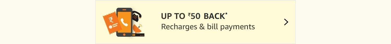 Recharges & Bills