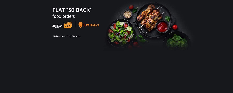 Food orders on Swiggy