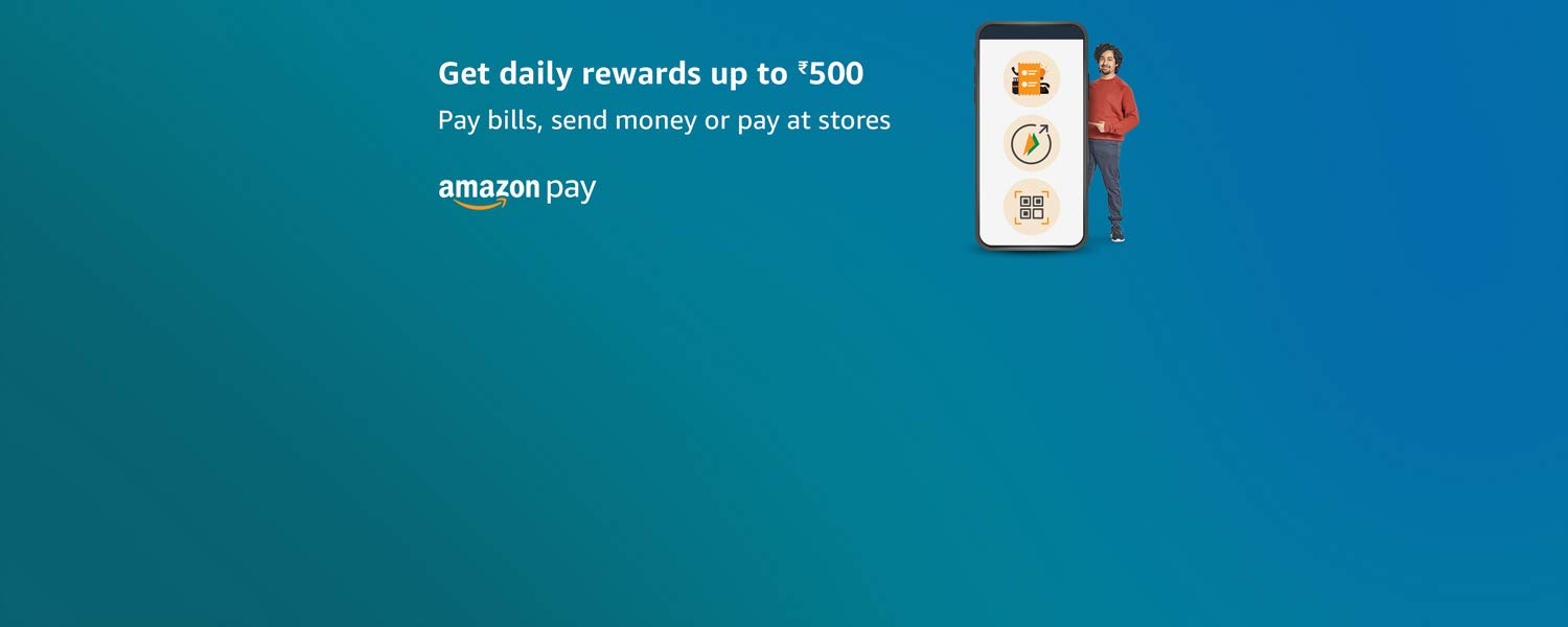 Amazon Latest Offers & Discount Codes - Get Daily Rewards on Bill Payments