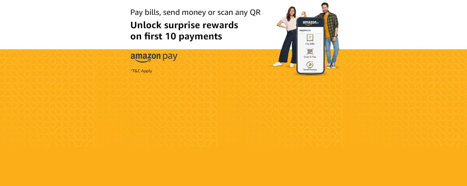 amazon.in - Suprise Rewards on Recharge, Bill payment, money transfer and more