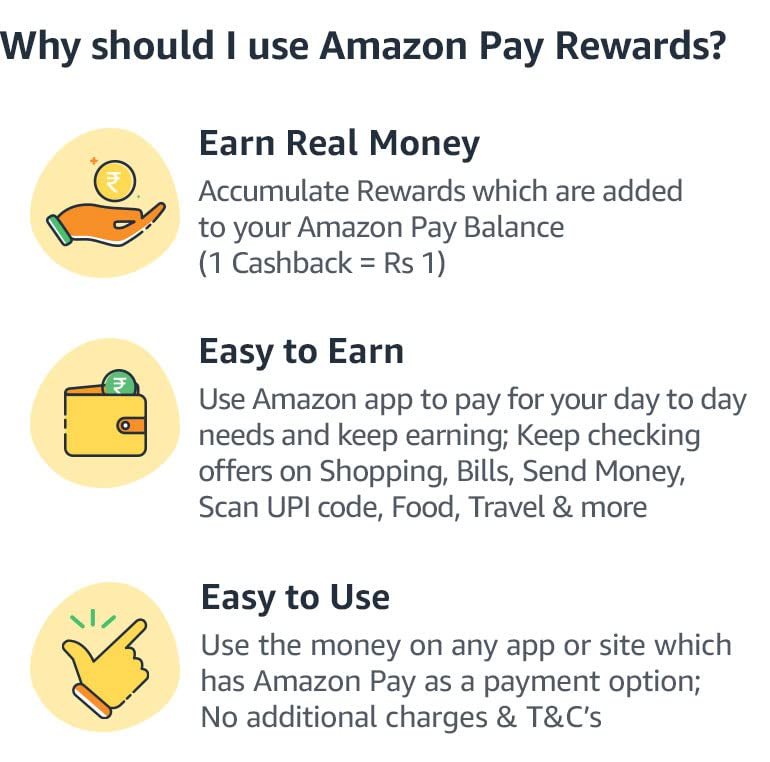 Why Amazon Pay