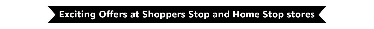 Exciting cashback offers at Shopper's Stop