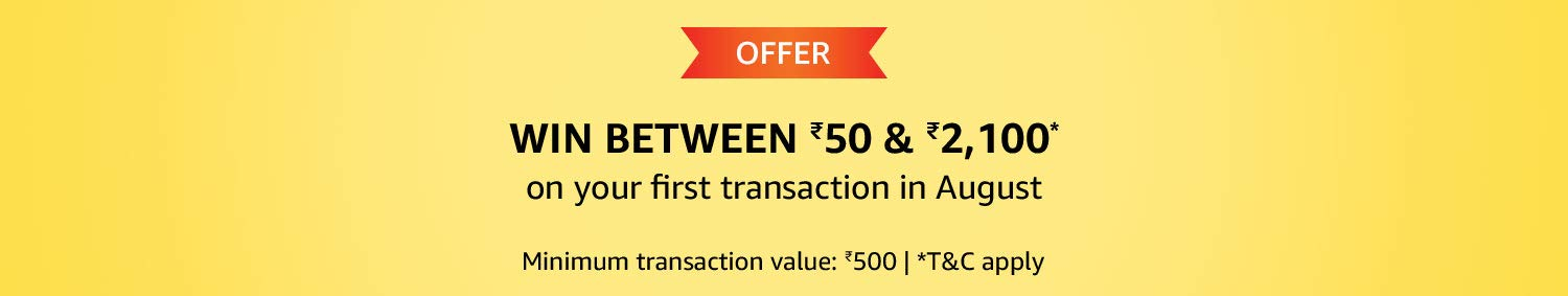 Win up to Rs. 2,100