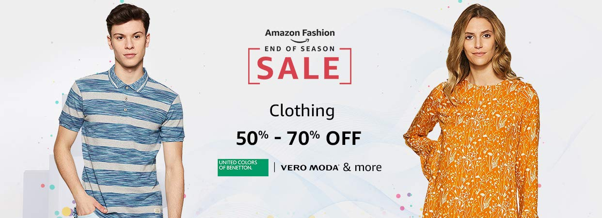 Clothing Sale | 50%-70% Off
