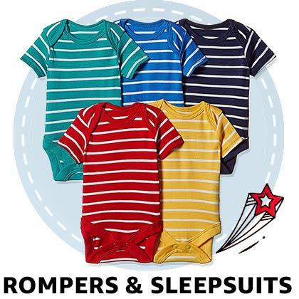 Rompers & Sleepsuits
