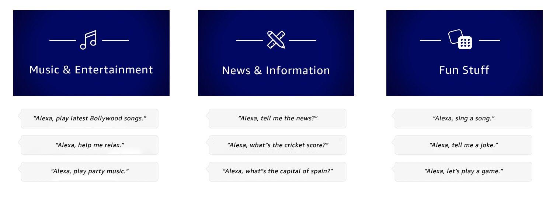 Meet Alexa and alexa skills