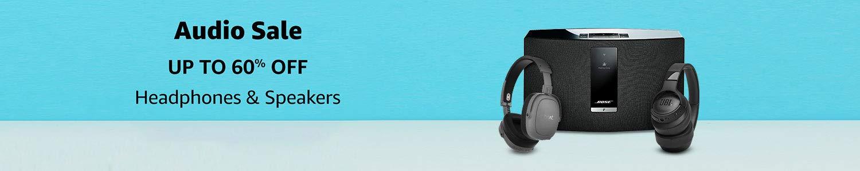 Audio sale