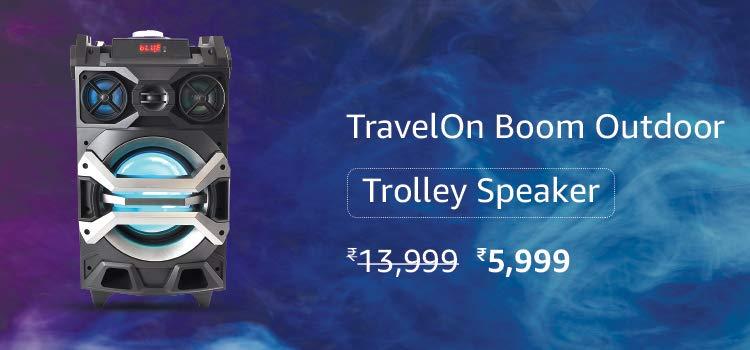Blaupunkt Travelon Boom
