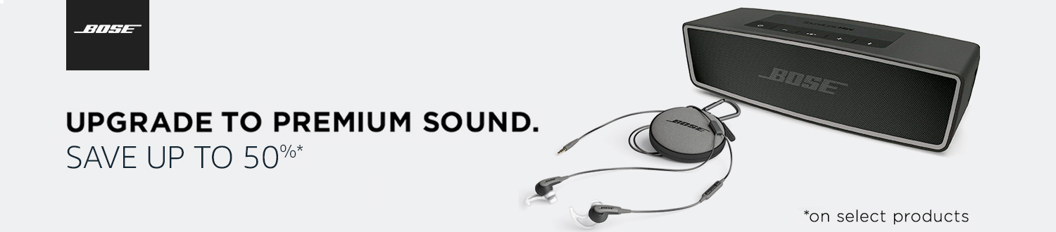Bose offers