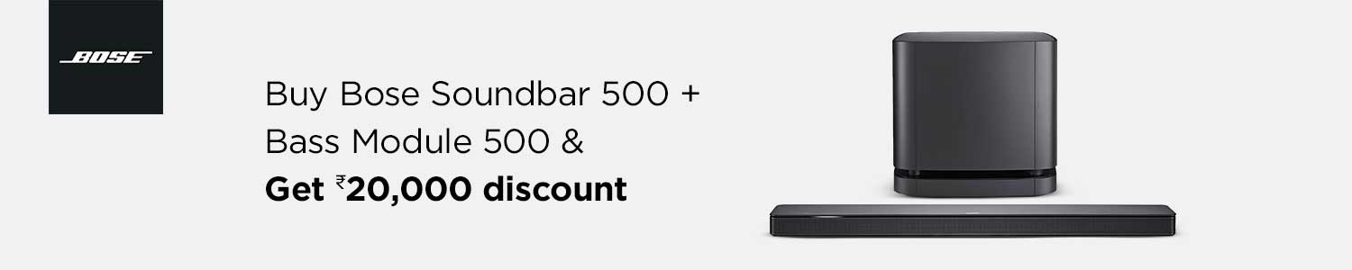 Bose Bundle Offer