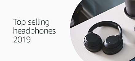Top selling headphones 2019