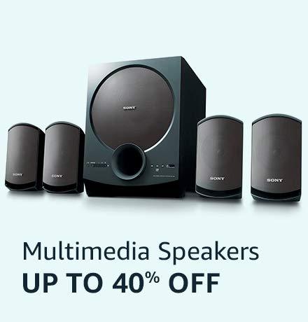 Multi Media Speakers