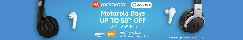 Motorola week