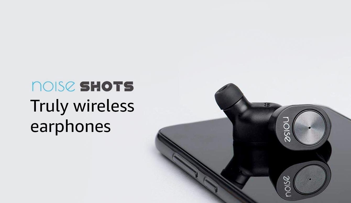 Noise shots truly wireless