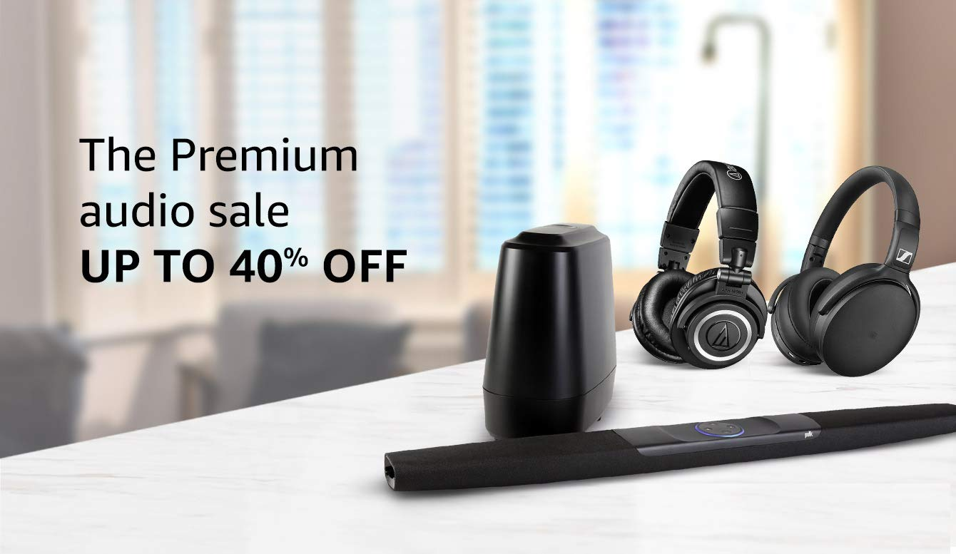 Premium Audio Sale