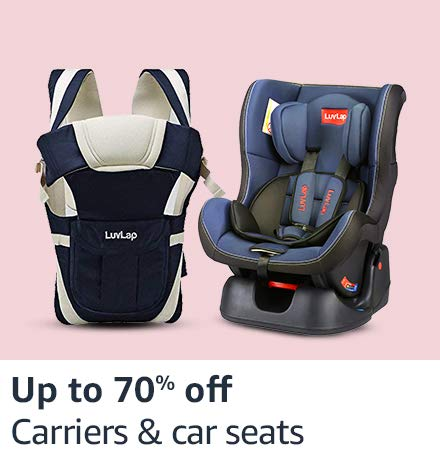 Carriers & Car seats