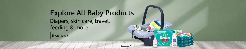 Premium baby care store