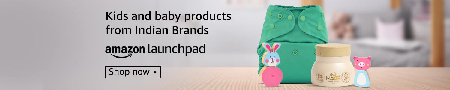 Baby & kids products from Indian brands