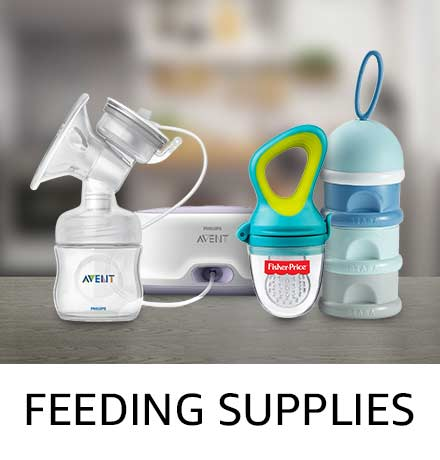 Feeding supplies