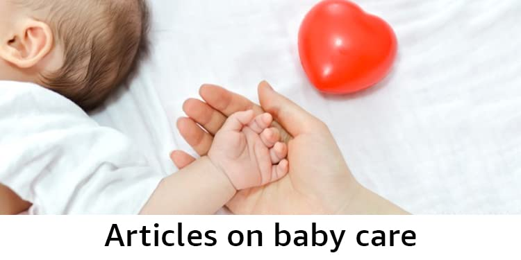 Baby articles