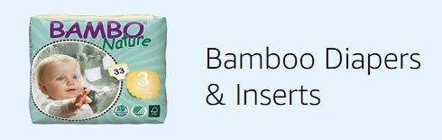 Bamboo Diapers & Inserts