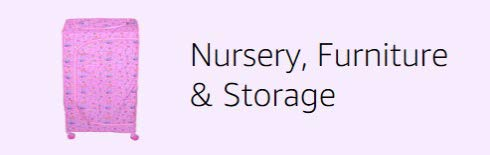 NURSERY FURNITURE & STORAGE