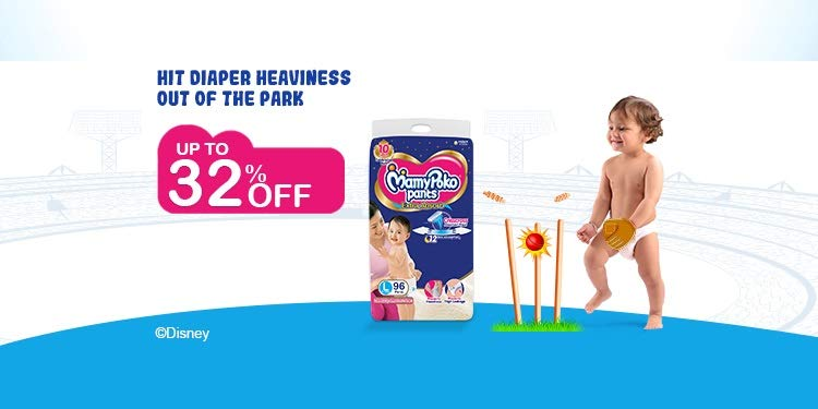 ae96635ee0 Diapers Online: Buy Baby Diapers at Low Prices in India | Baby ...