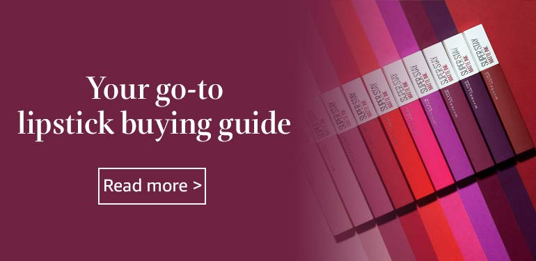 Lipstick buying guide: how to choose the right lipstick for you