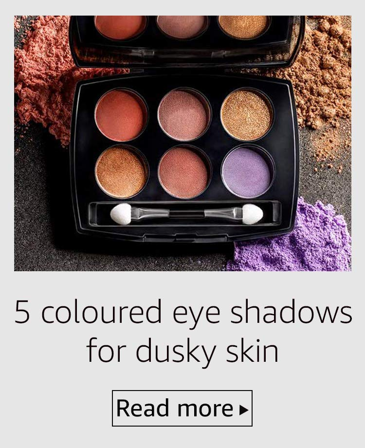 eyeshadow for dusky skin