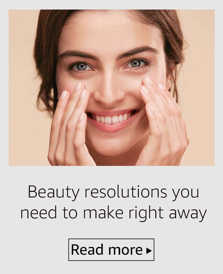 beauty and skin resolutions