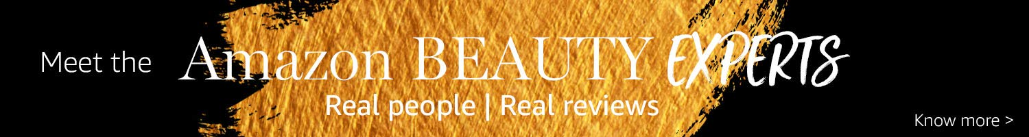 Amazon beauty Experts - real people, real reviews