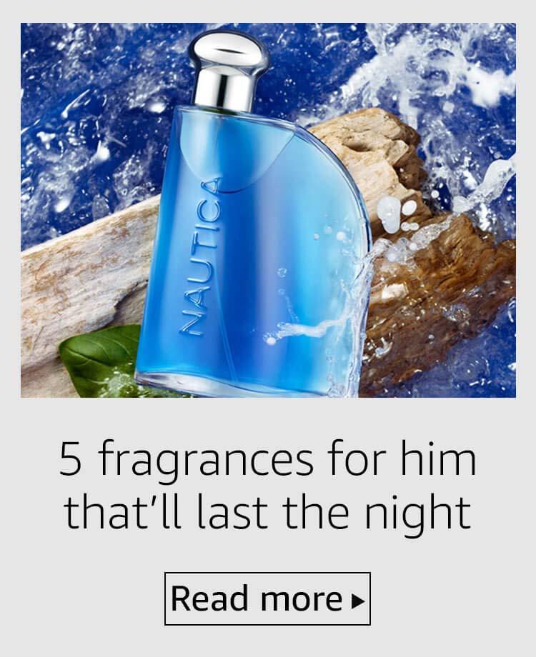 5 fragrances for men
