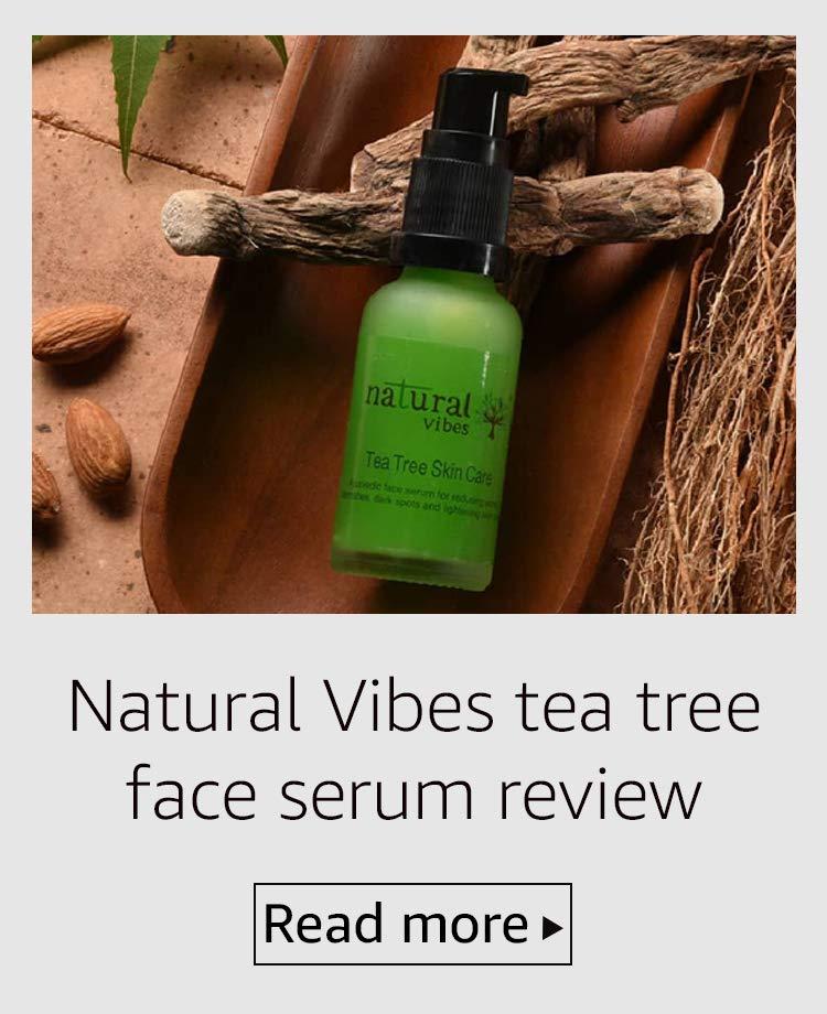 Natural vibes serum