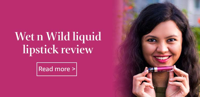 Wet n Wild liquid catsuit liquid lipstick review