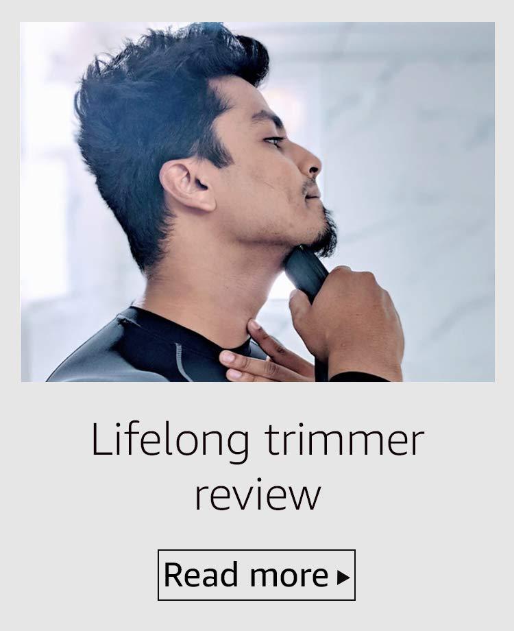 Lifelon trimmer review